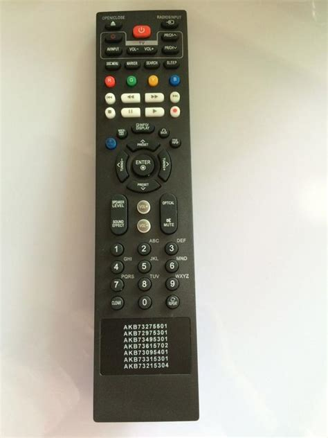 Remote Home Theater Lg lg home theater remote codes 187 design and ideas