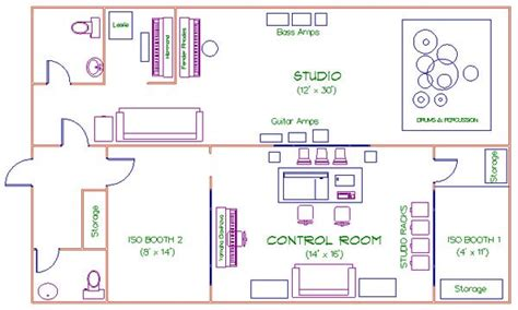 recording studio floor plans recording studio floor plans house plans