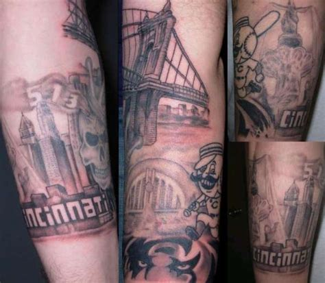 tattoo cincinnati 13 lower half sleeve tattoos for 25 fantastic