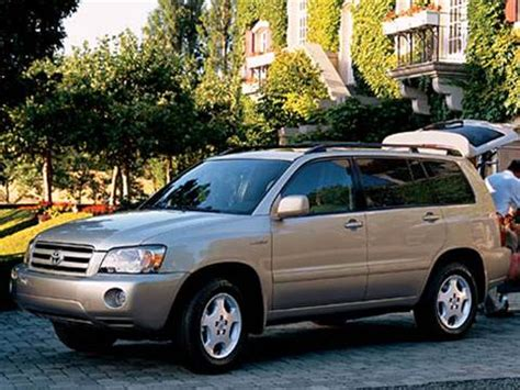 2007 toyota highlander | pricing, ratings & reviews