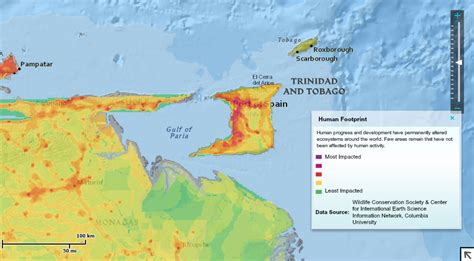 5 themes of geography trinidad and tobago geography trinidad and tobago