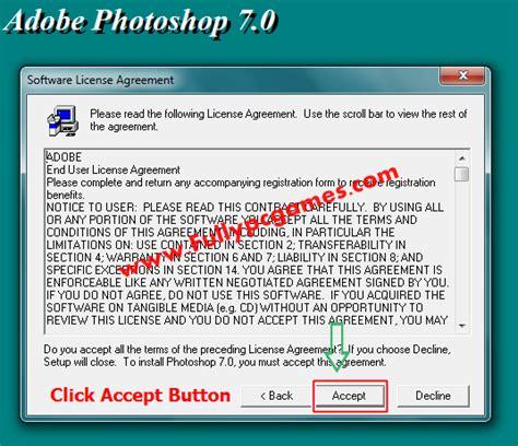 adobe photoshop 7 0 full version setup free download how to install adobe photoshop free download full