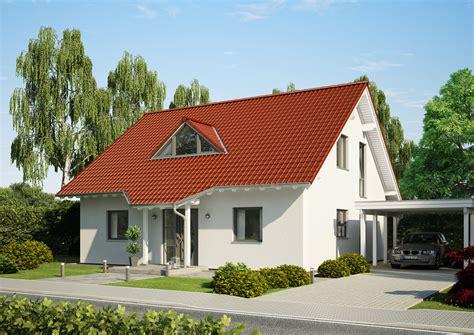 familienhaus magnum von kern haus ueberdachte terrasse