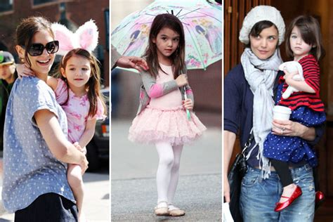 Tom And Throw A Tea For Suri by Suri Cruise Fashion In The Midst Of And Tom