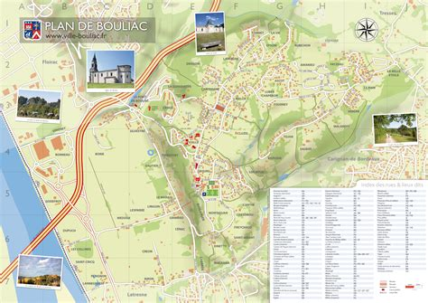 sle plan plan de la ville site officiel de la ville de bouliac