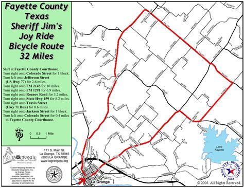 la grange texas map la grange texas bike trails maplets