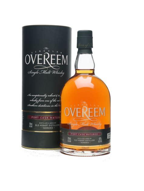 overeem single malt whisky port cask 026 the whisky
