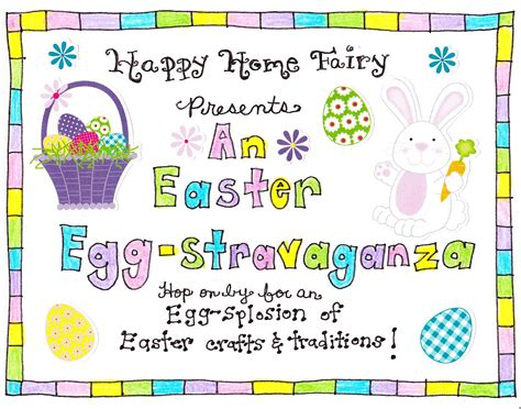 easter scavenger hunt easter morning scavenger hunt free printable happy home