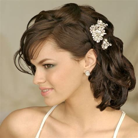 mother of the bride hairstyles partial updo pin by tina bright on my wedding pinterest