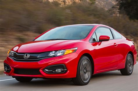cost of 2015 honda civic 2015 honda civic si gets modest price increase