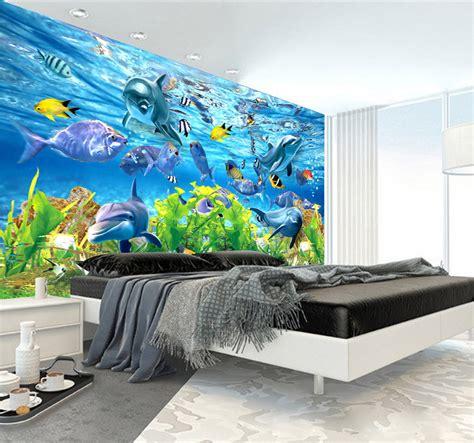 aquarium wall mural 3d aquarium wallpaper reviews shopping 3d aquarium wallpaper reviews on aliexpress