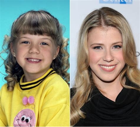 stephanie from full house now stephanie tanner then and now full house rocks pinterest