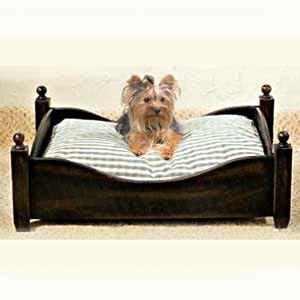 washing dog bed black wash wood dog bed