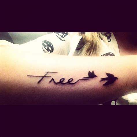 if your a bird im a bird tattoo omg for my fav song line of all time someday ill