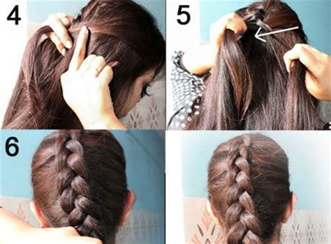 simple and easy hairstyles on jeans a dutch braid is a simple yet elegant hair style that
