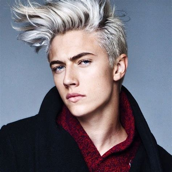 how to get model hair for guys lucky blue smith by jm dayao zippertravel com digital