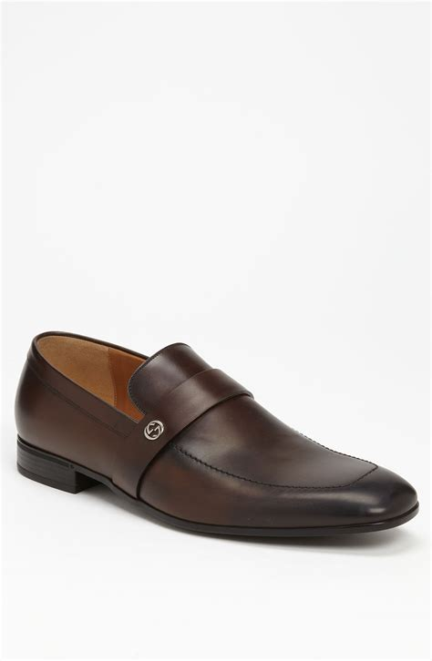 gucci loafer gucci dynamics loafer in brown for rodeo lyst