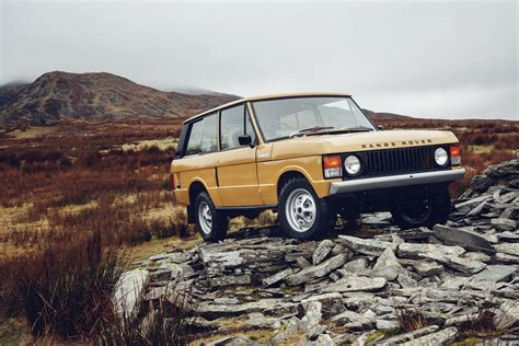 range rover official range rover reborn gtspirit