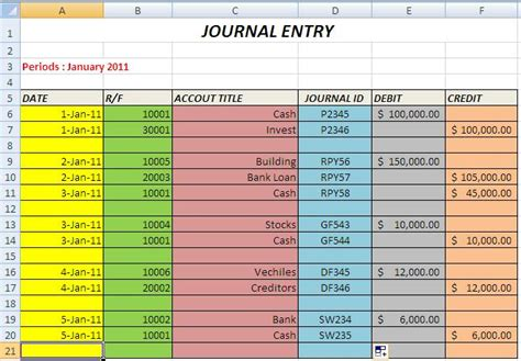 8 payroll journal entry template pay stub format