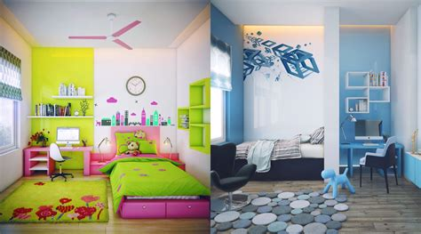 Teenage Bedroom Ideas by Super Colorful Bedroom Ideas For Kids And Teens