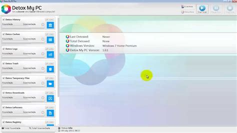 Detox My Pc by Detox My Pc The 1 Cleaner For Windows