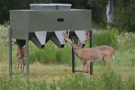 Self Feeding Deer Feeders Deer Feeders Standley Feed And Seed