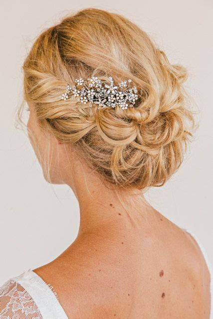 Wedding Hairstyles With Comb by Wedding Hairstyles With Comb Hairstyles