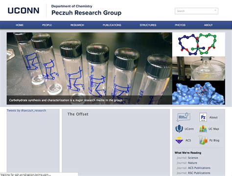 Uconn Search Peczuh Research Web Development