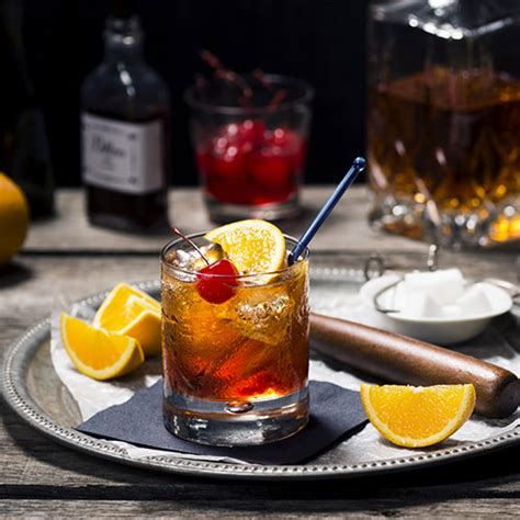 hazel old fashioned cocktail recipe