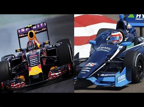 formula 3 vs formula 1 formula 1 vs indycar youtube