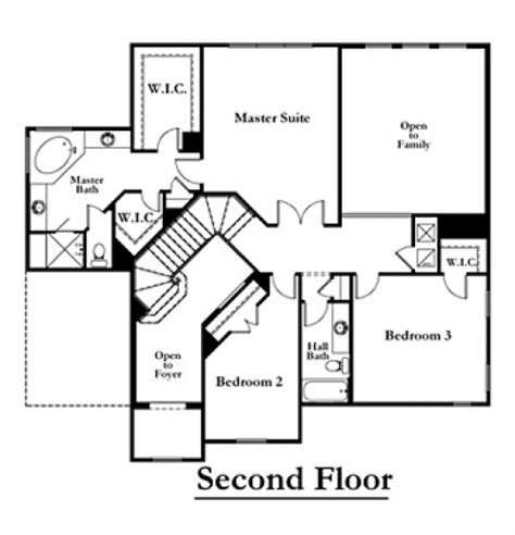Mercedes Homes Floor Plans by Mercedes Homes Floor Plans 2006