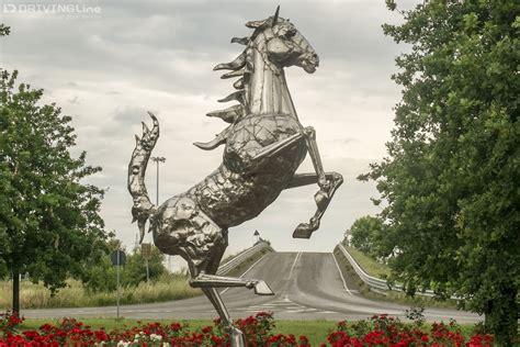 ferrari horse ferrari s one horse town drivingline