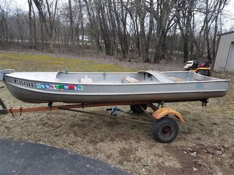 alumacraft boats for sale on ebay alumacraft 1956 for sale for 800 boats from usa
