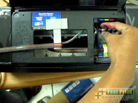 cara reset epson t60 infus cara mereset ink level chip gabung printer epson t20e t11