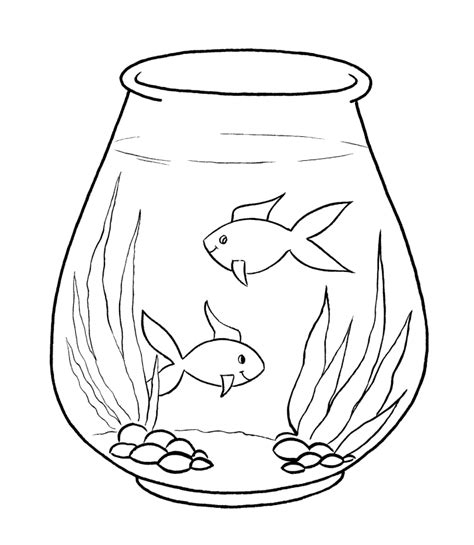 fish coloring page pdf free printable fish coloring pages for kids coloring home