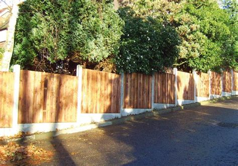 Steep Incline by Steep Incline Concrete Posts And Gravel Board Garden