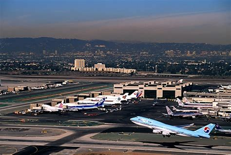 los angeles aerial photography lax airport los angeles
