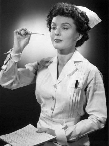 Nurse/ Photo by George Marks | Nurses | Pinterest