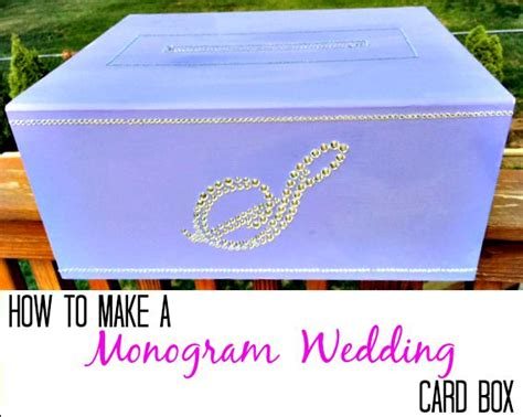 how to make a wedding card box with fabric how to make a wedding card box finding silver linings