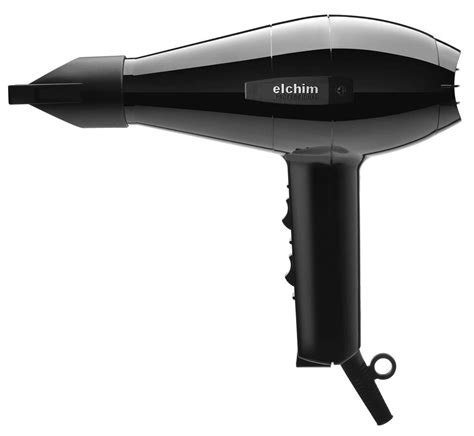Elchim 2001 Professional Hair Dryer Black elchim 2001 professional salon italian hair dryer hp high