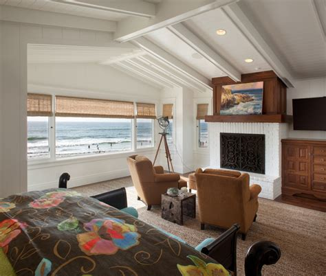 transitional beach house beach style living room san transitional beach house beach style bedroom san