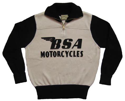 Sweater Classic Motorcycle Logo Kreidler bsa vintage sweater retro racing