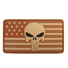 Rubber Patch Punisher Usa Amerika Emblem Velcro punisher skull shield pvc 3d rubber gitd glow devgru