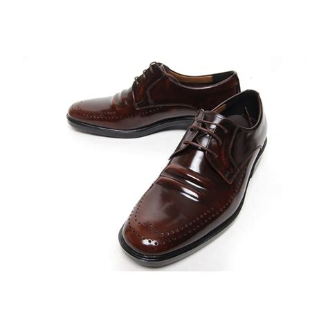 open oxford shoes s wing tip brogue wrinkle leather open lacing