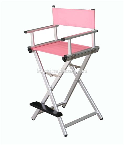 Folding Barber Chair by Portable Lightweight Aluminum Director Chair Cheap