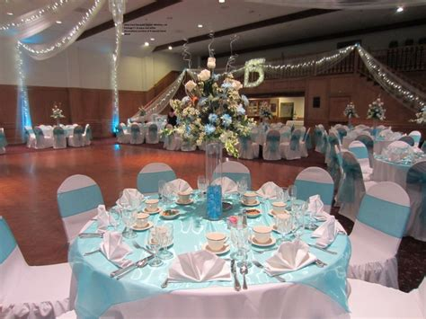 quinceanera themed birthday party swiss park banquet center whittier ca quinceanera in aqua