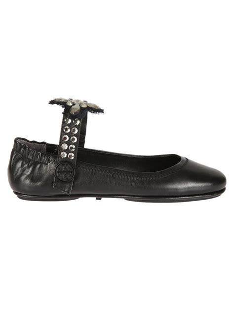 Flat Shoes Burch Ballerina burch burch minnie embellished ballerinas