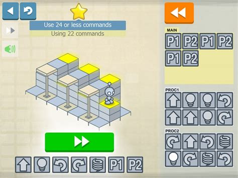 Light Bot by Lightbot Programming Puzzles Educator Review