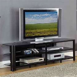 flat screen tv stands innovex oxford series 75 inch flat screen tv stand black