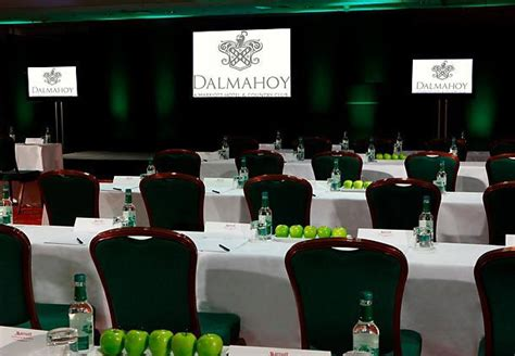 Marriott Hotels Mba Internship by At Dalmahoy A Marriott Hotel Country Club